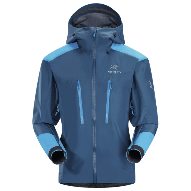 Alpha AR Jacket Men Poseidon