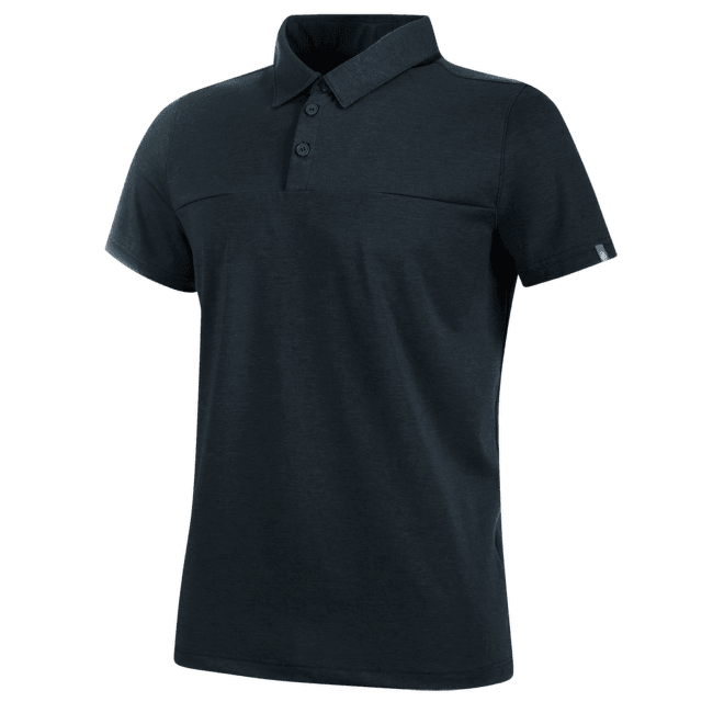Trovat Tour Polo Men (1017-00031) black 0001