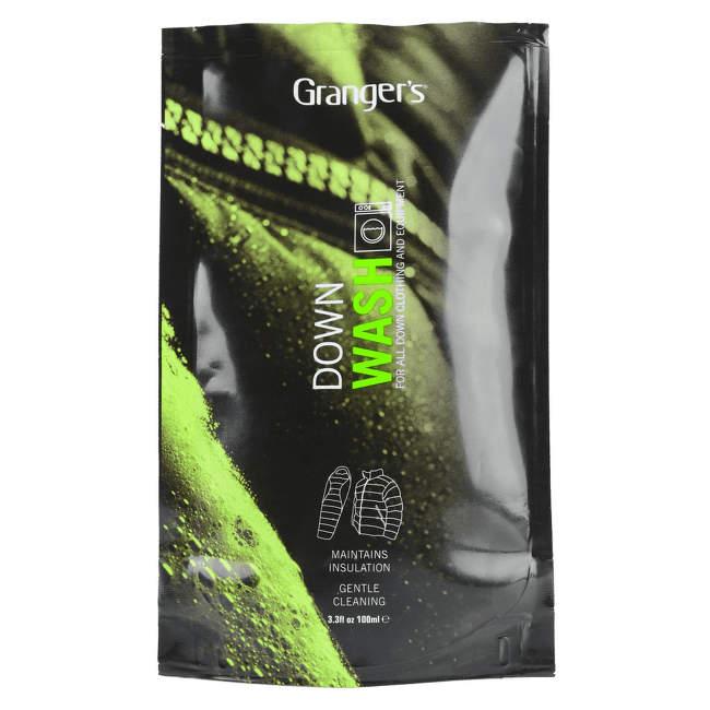 Down Wash Pouch 100 ml