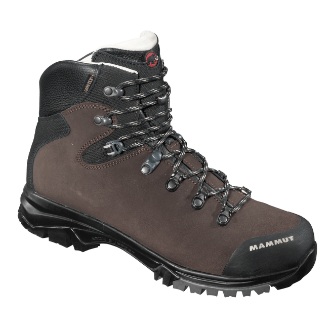 Brecon GTX Men dark brown 7036
