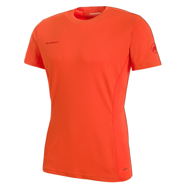 Sertig T-Shirt Men dark orange-dark orange 2142