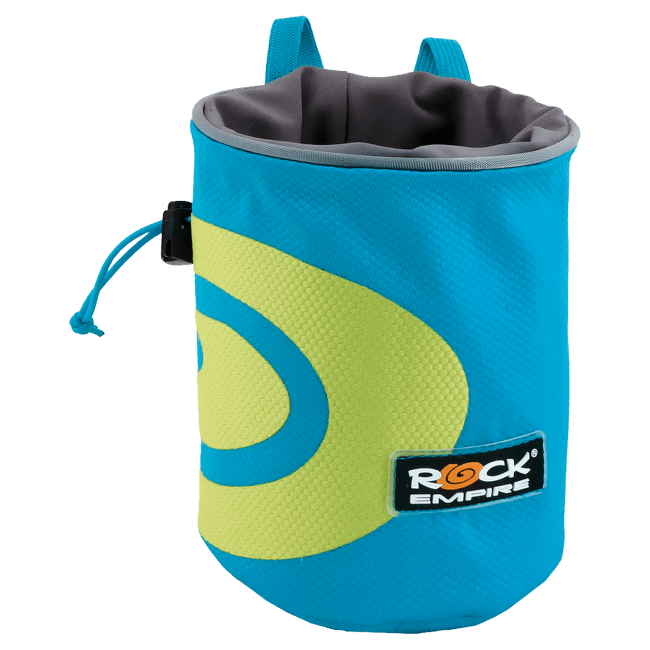 Chalk Bag Spiral Teal