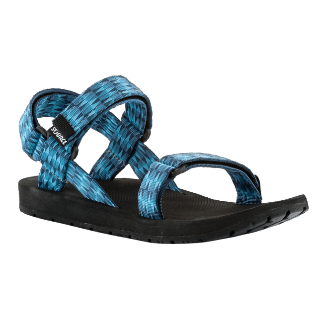 Classic Men's Triangles Blue