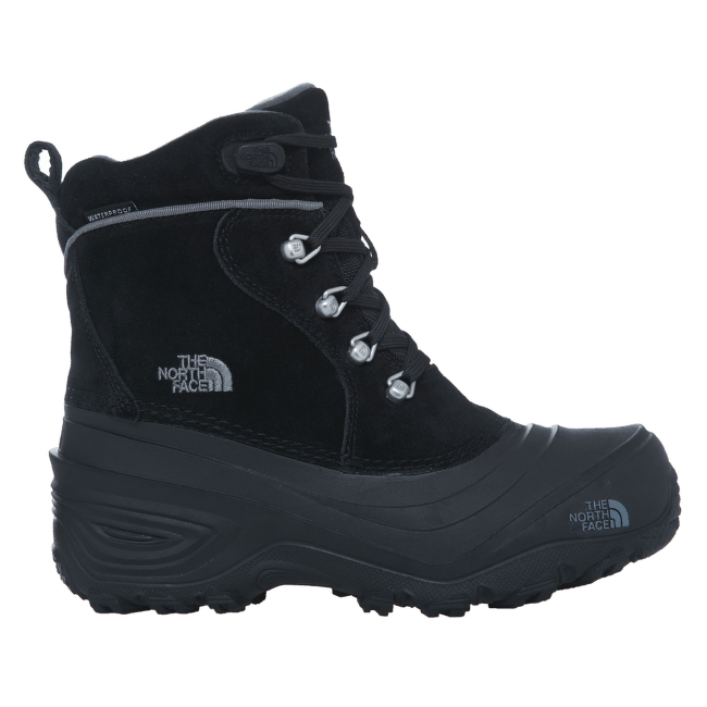 Chilkat Lace II (2T5R) BLACK/ZINC GREY