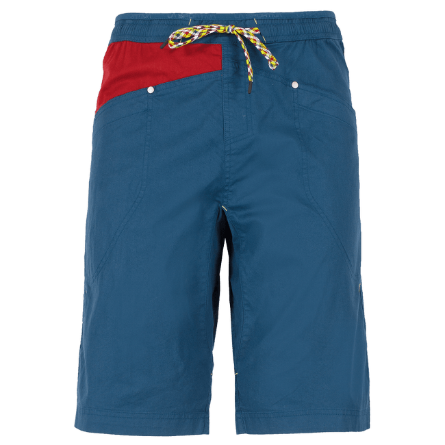 Bleauser Short Men Opal/Chili