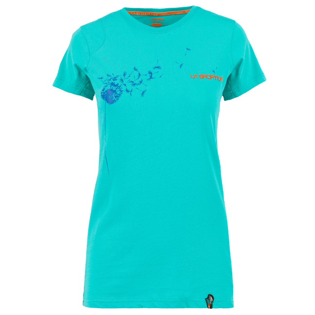 Windy T-Shirt Women Aqua