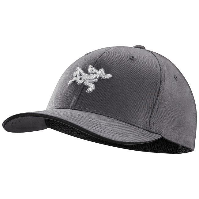 Embroidered Bird Cap Heron