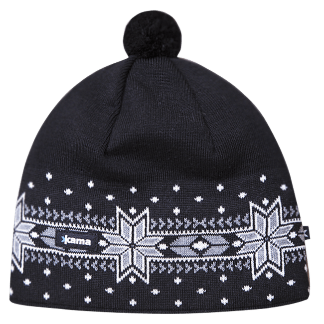 AW13 Windstopper Knitted Hat black