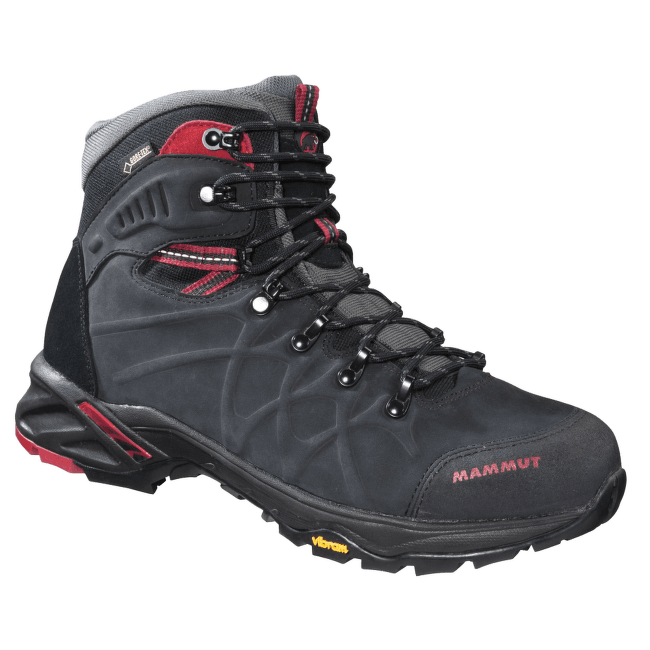 Mercury Advanced High II GTX® Men black-dark inferno 0726