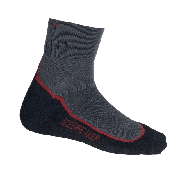 Hike Lite Mini Men Oil/Red/Black