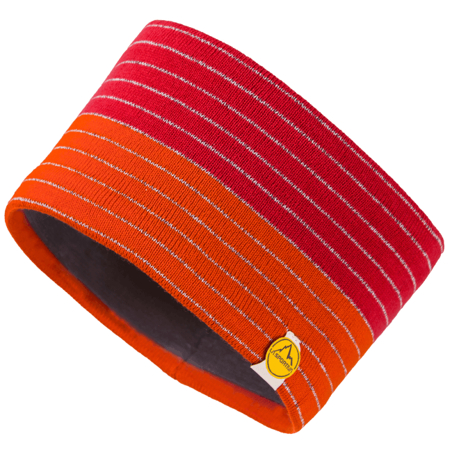 Power Headband Pumpkin/Garnet