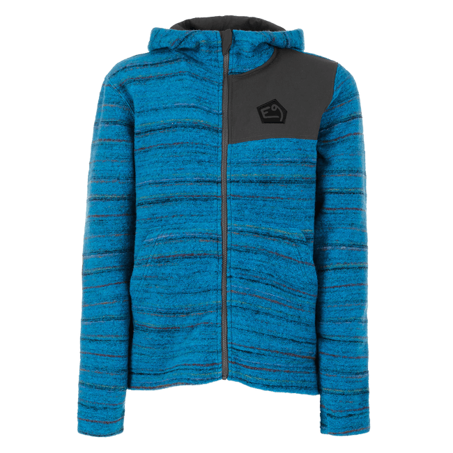 Ulisse Hooded Men COBALT-BLUE-653