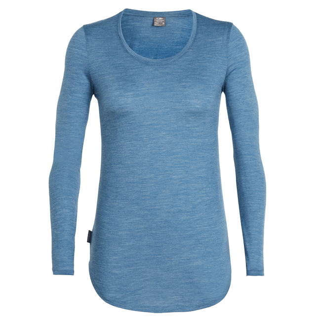 Solace LS Scoop Women THUNDER HTHR