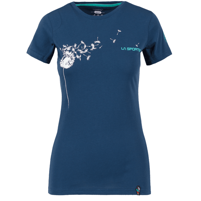 Windy T-Shirt Women Opal