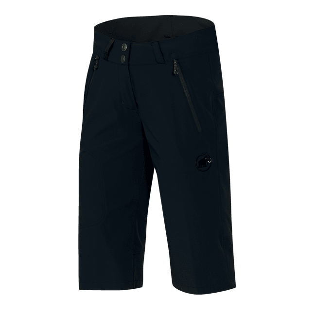 Runje Bermudas Women black 0001