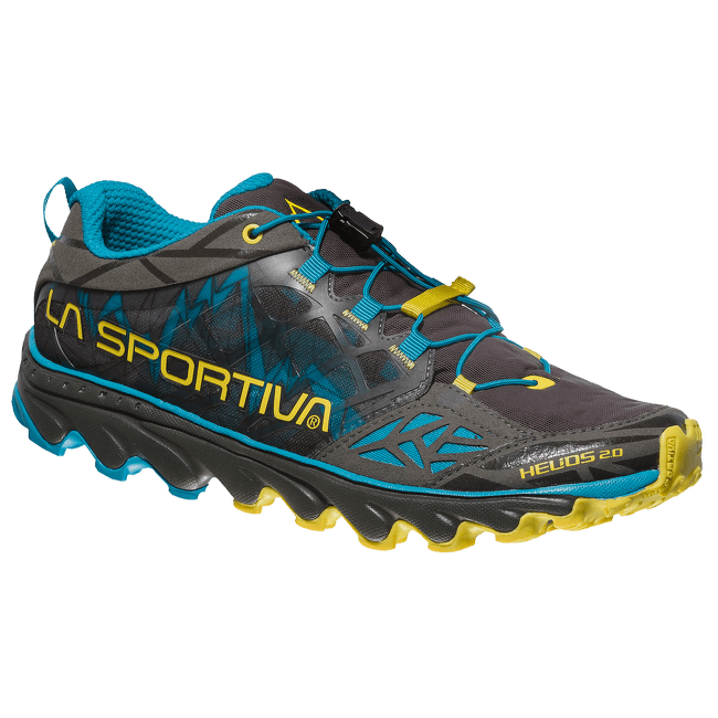 Helios 2.0 Men CARBON/TROPIC BLUE