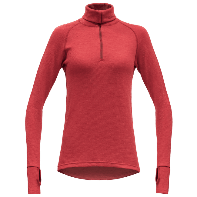 Expedition Zip Neck Woman 206A CHILLI