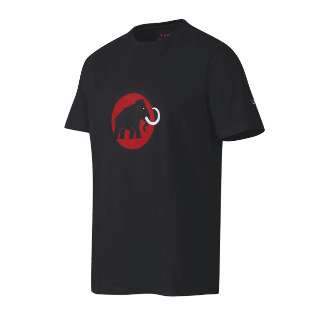 Mammut Logo-Shirt Men black-inferno 0575