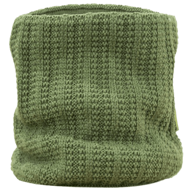 S18 - neck warmer green