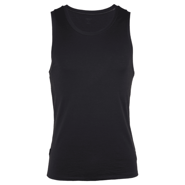 Anatomica Tank Men Black