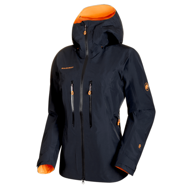 Nordwand Advanced HS Hooded Jacket Women (1010-26920) black 0001