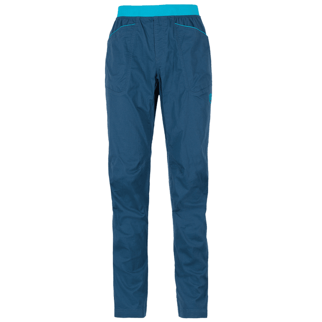 Roots Pant Men Opal/Tropic Blue