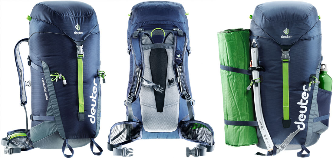 batoh Deuter Gravity Expedition45